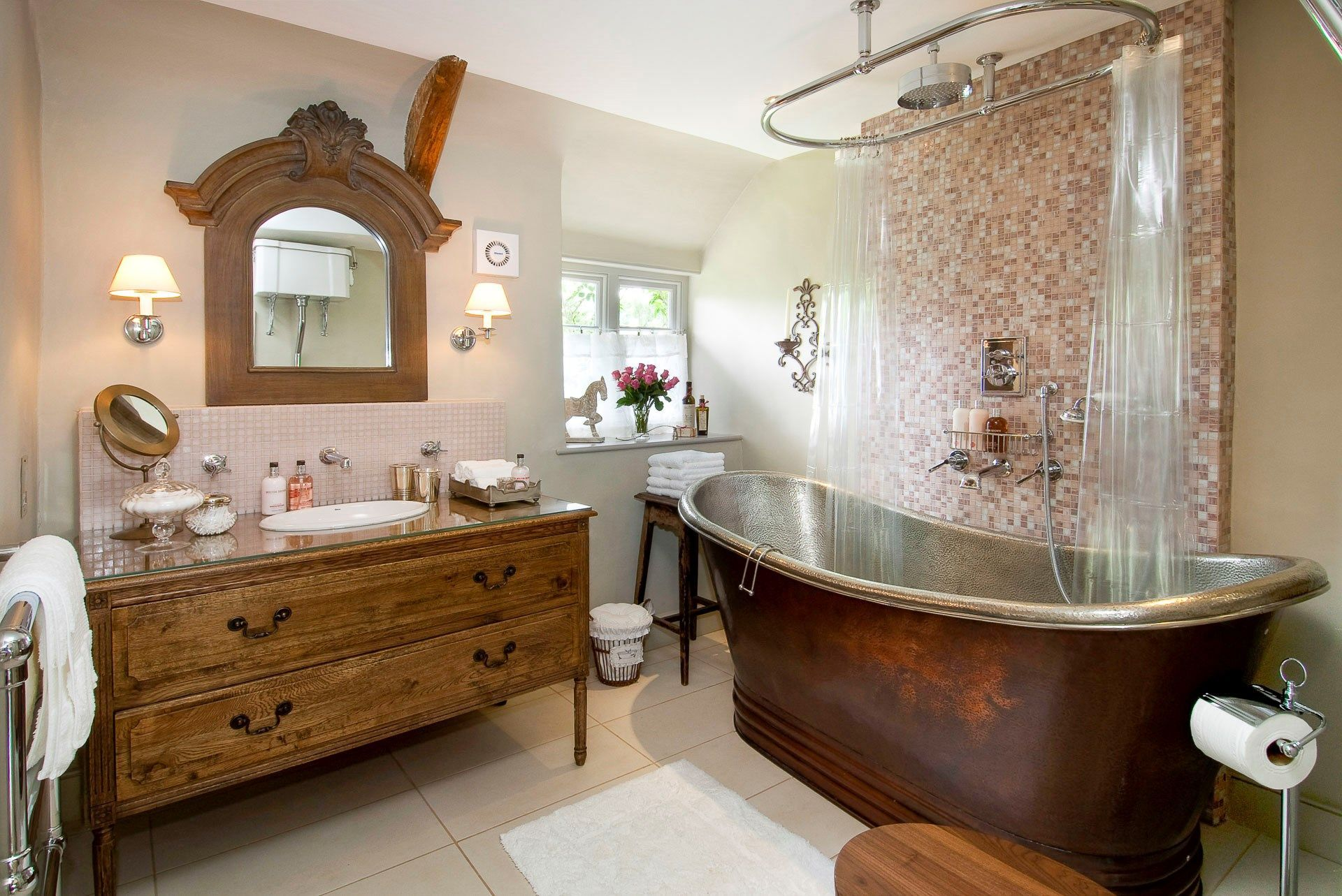 Image Result For Luxury Thatched Cottage Bathrooms Cottage Style