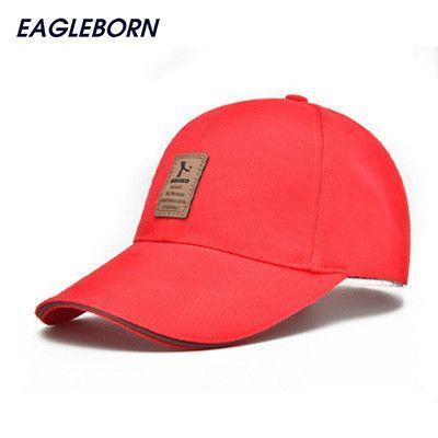 20933d675eb42 2017 Brand Golf Logo Baseball cap men women cotton outdoor casual sports  golf hats for men
