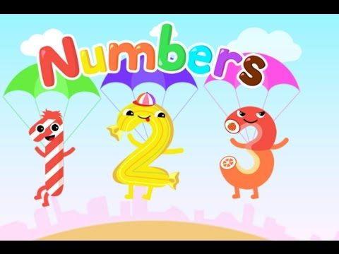 Endless Numbers Counting 1 To 10 Kids Games