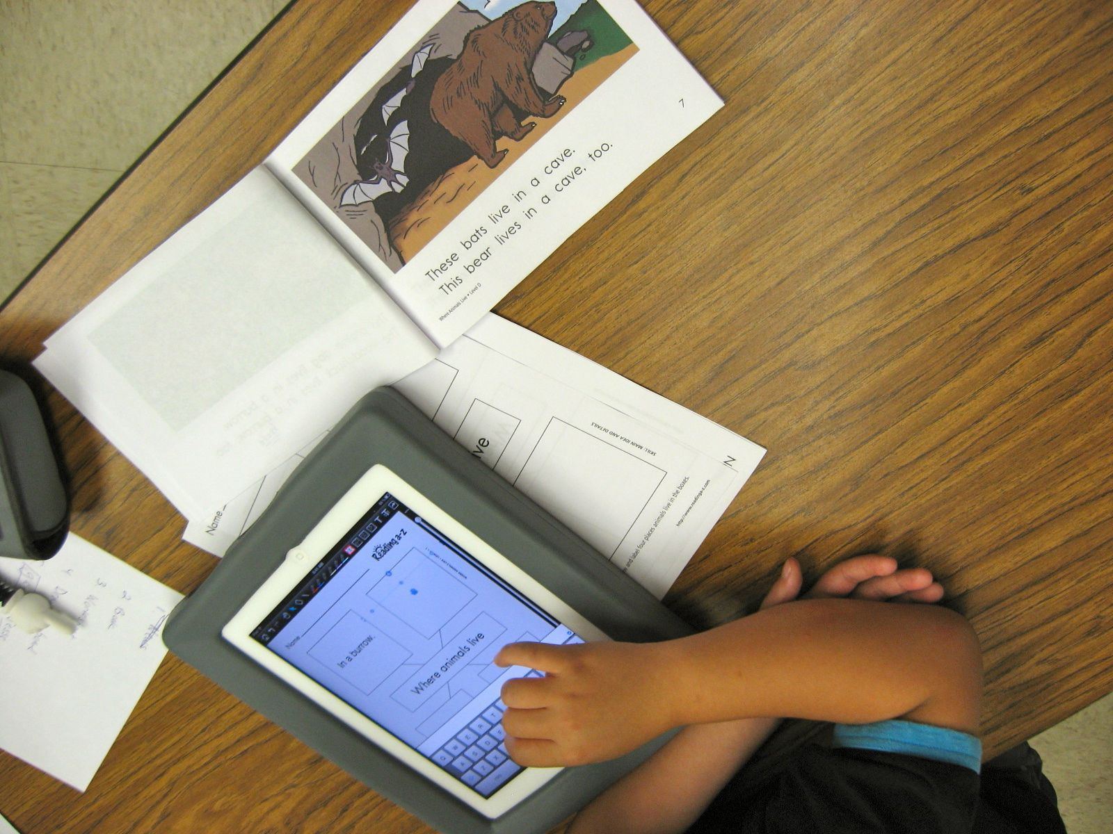 Neunotate App For Kids Who Stuggle With Handwriting