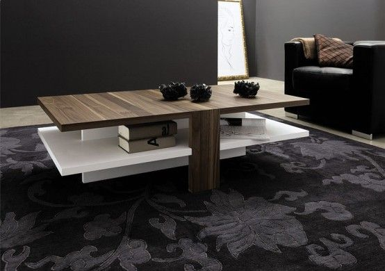 Modern Living Room Tables modern coffee table for stylish living room – ct 130 from hülsta