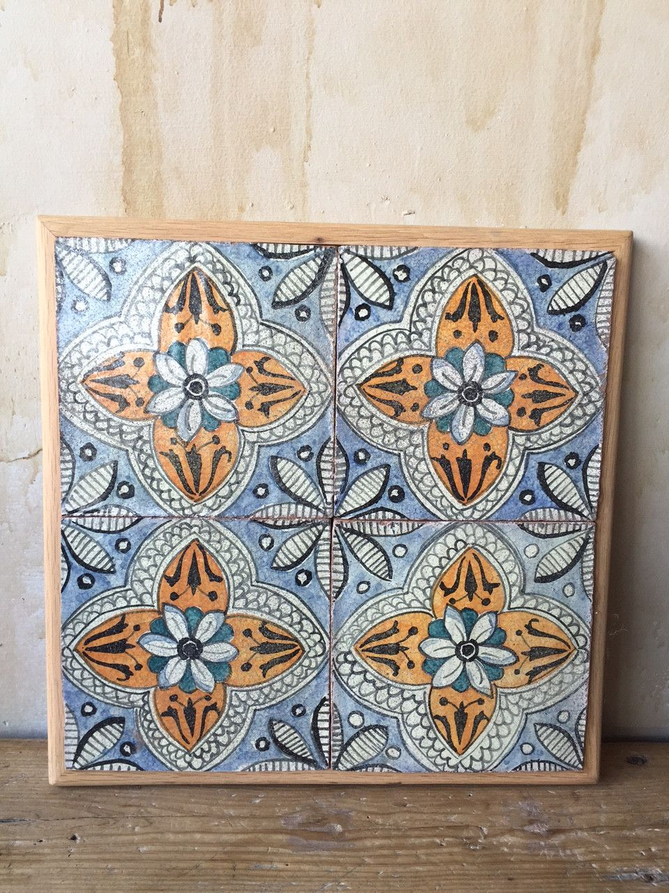Antique Italian Tiles - 18th Century in 2019 | Tiles of all Kinds