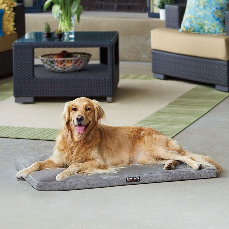 Kirkland Signature Multipurpose Pet Mat In Grey Surface For Warmth