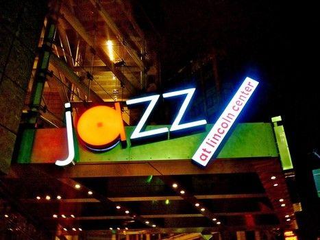 Jazz at Lincoln Center's Dizzy's Club Coca-Cola December 2014 lineup ). @jazzdotorg @jalcnyc
