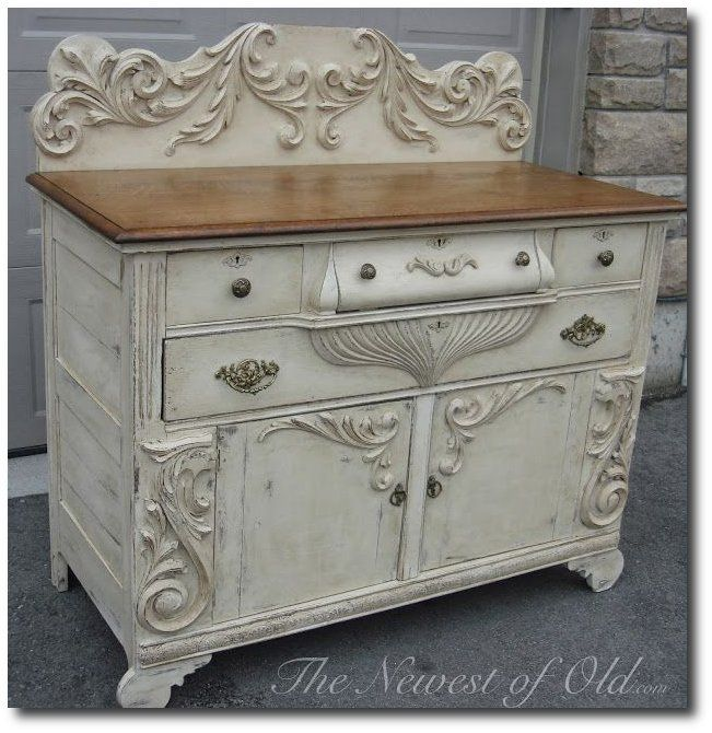 Chalk Painted Furniture With Paint 80 Pictures Of Annie Sloan