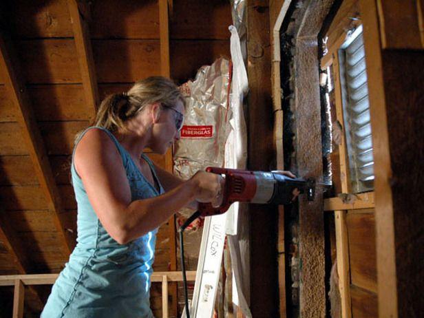 How To Install Windows In An Attic Attic Renovation Attic Design Attic Flooring