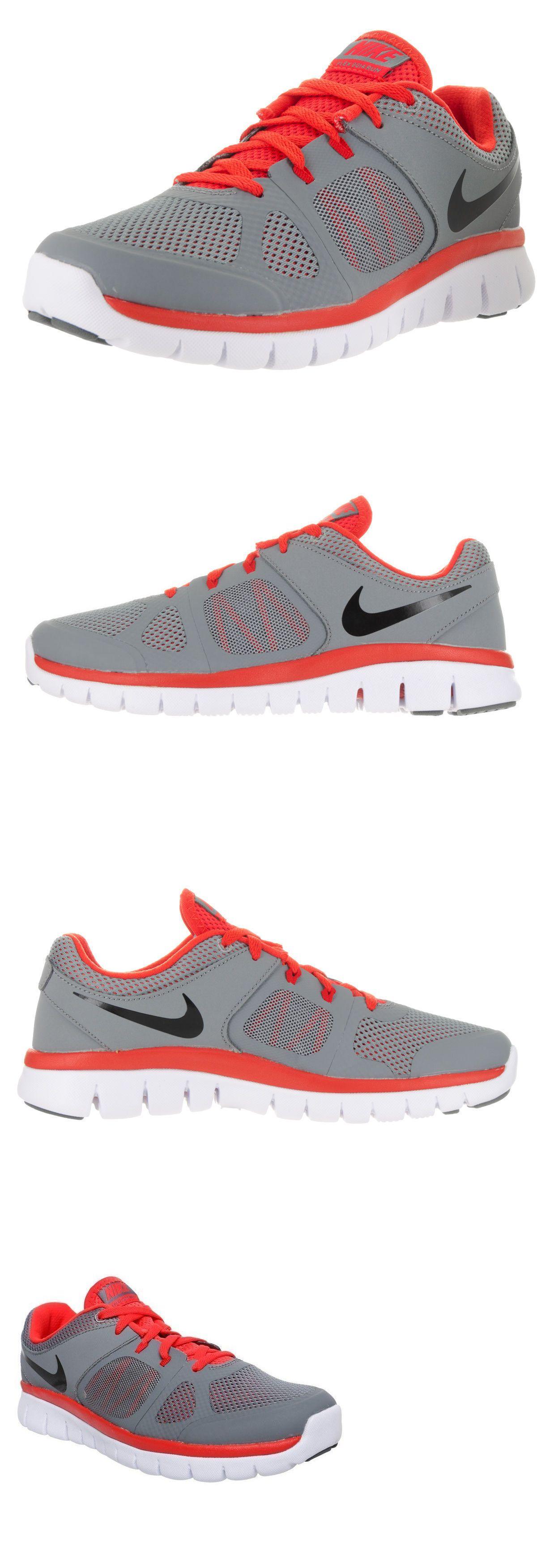 165e9170ce5dc Youth 158954  Nike Flex 2014 Rn (Gs) 643241-008 Cool Gray Mesh ...