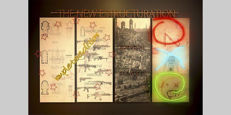 LA NUEVA ESTRUCTURACION. YENY CASANUEVA Y ALEJANDRO GONZALEZ. PROYECTO PROCESUAL ART
