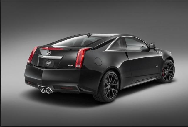 Cadillac Cts V Coupe 2018