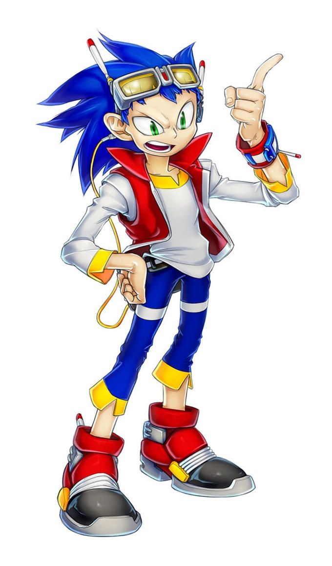 Official Human Sonic Redrawn Sonic The Hedgehog Sonic Sonic And Shadow