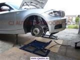 Photo of Hydraulic car ramps 1350kg capacity – ideal for repairs and maintenance