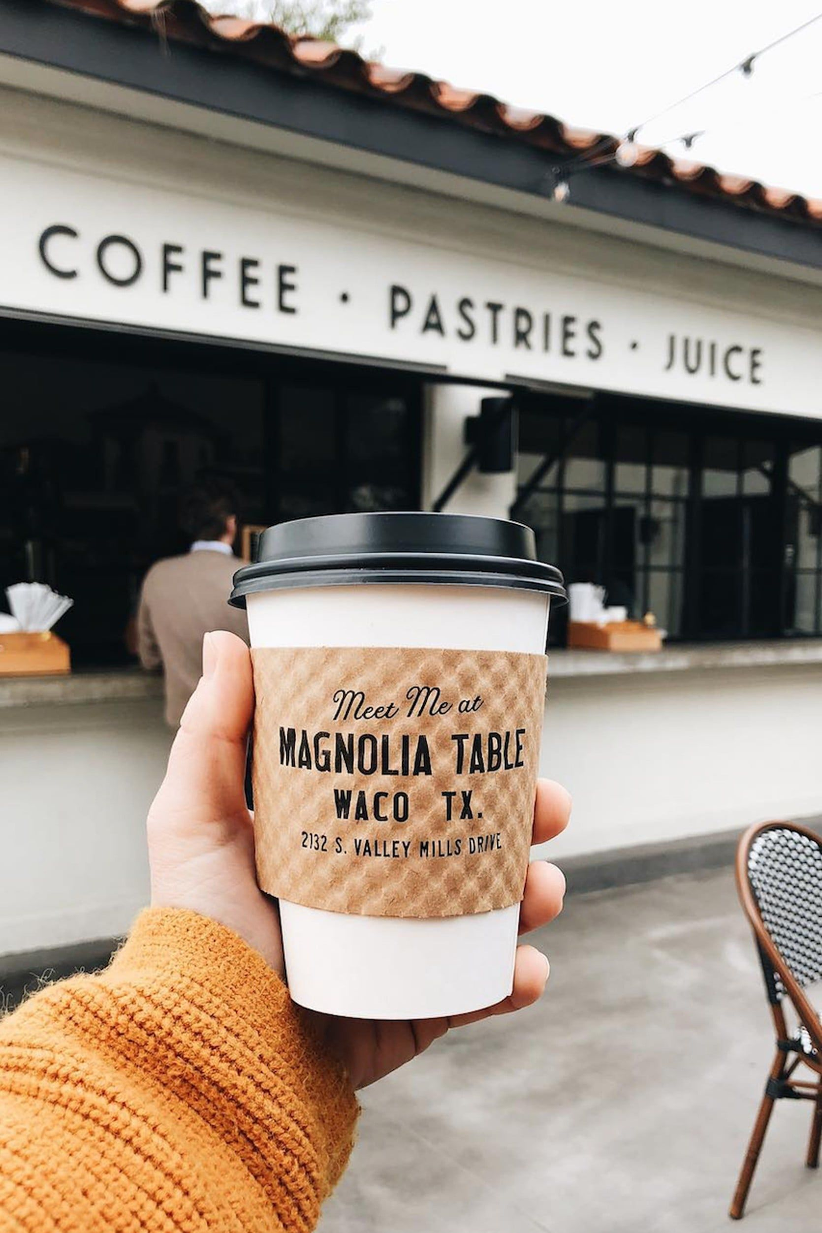Chip and Joanna Are Opening a Coffee Shop, and We Already