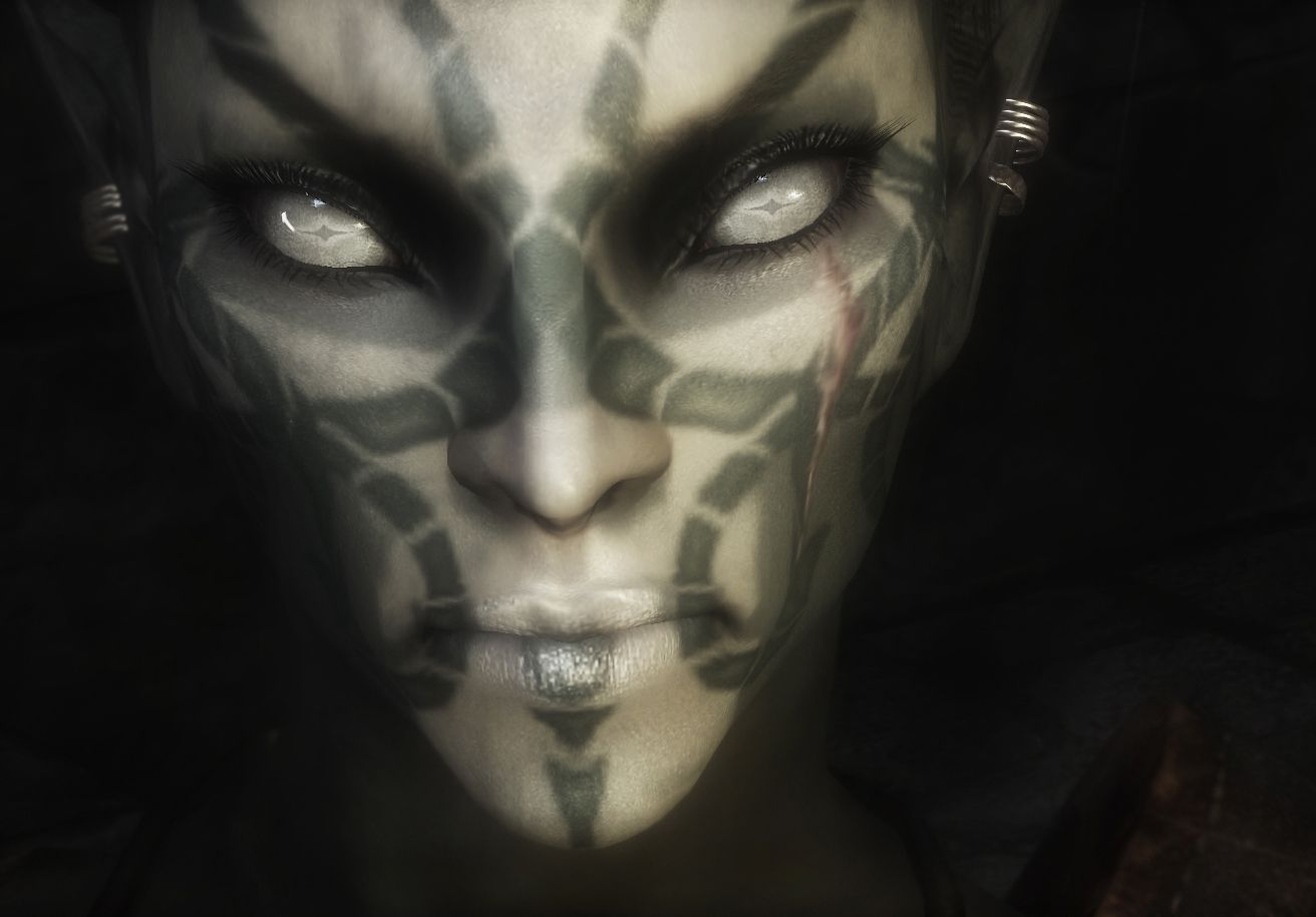 83Willows - JENASSA - DarkElf Follower Companion Makeover at