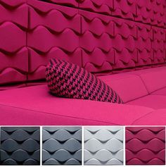Sound Proofing Wall Panels