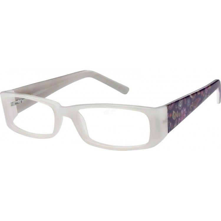 Acetate Full-Rim Frame With Spring Hinge6087