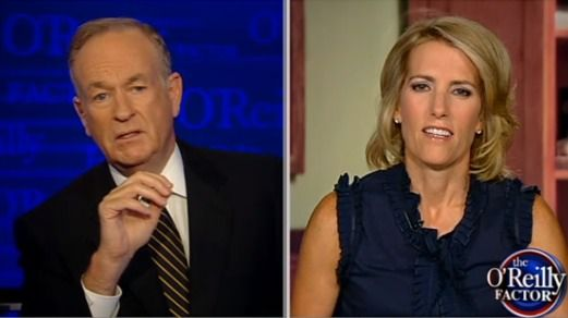 Bill O'Reilly and Laura Ingraham Clash Over Syria: 'American Has Grown Weaker in the Last 11 Years'