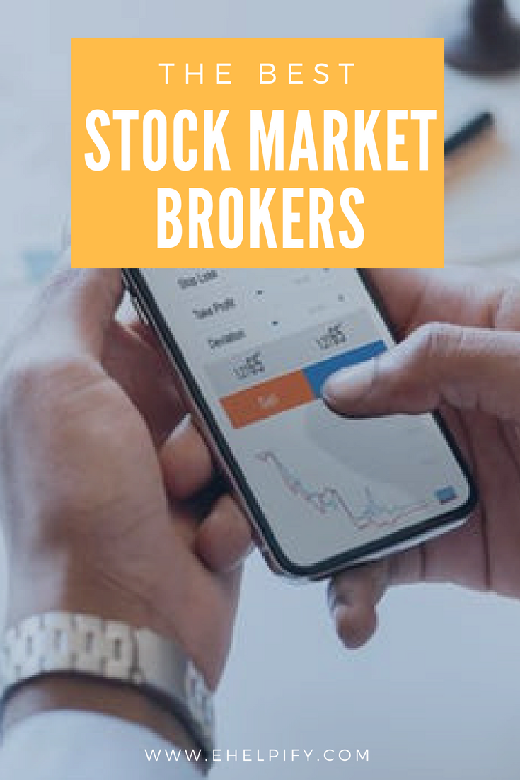 73338432 The best stock brokers for online trading of the stock market. A list of my  favorite brokers for making money in online trading