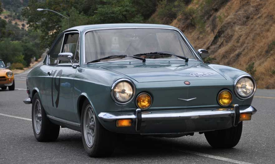 1971 Fiat 850 Sport Coupe Oldtimers