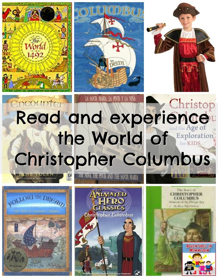 Looking For Books For Columbus Day Try These Books Kids Reading Books Pictures Of Christopher Columbus Day Book