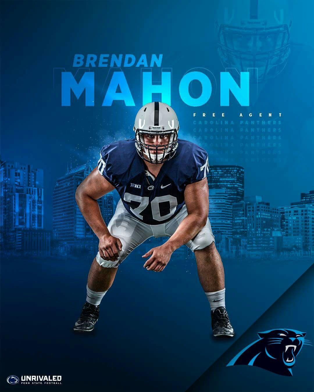 Brendan Penn state football, Sports design