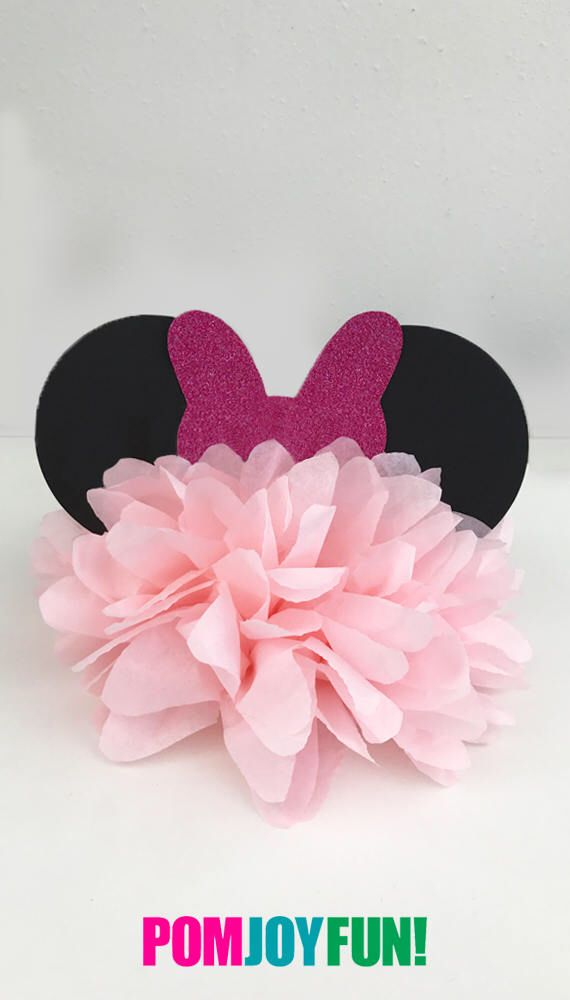 Minnie Mouse Birthday Party Decoration Minnie Mouse Bow Minnie