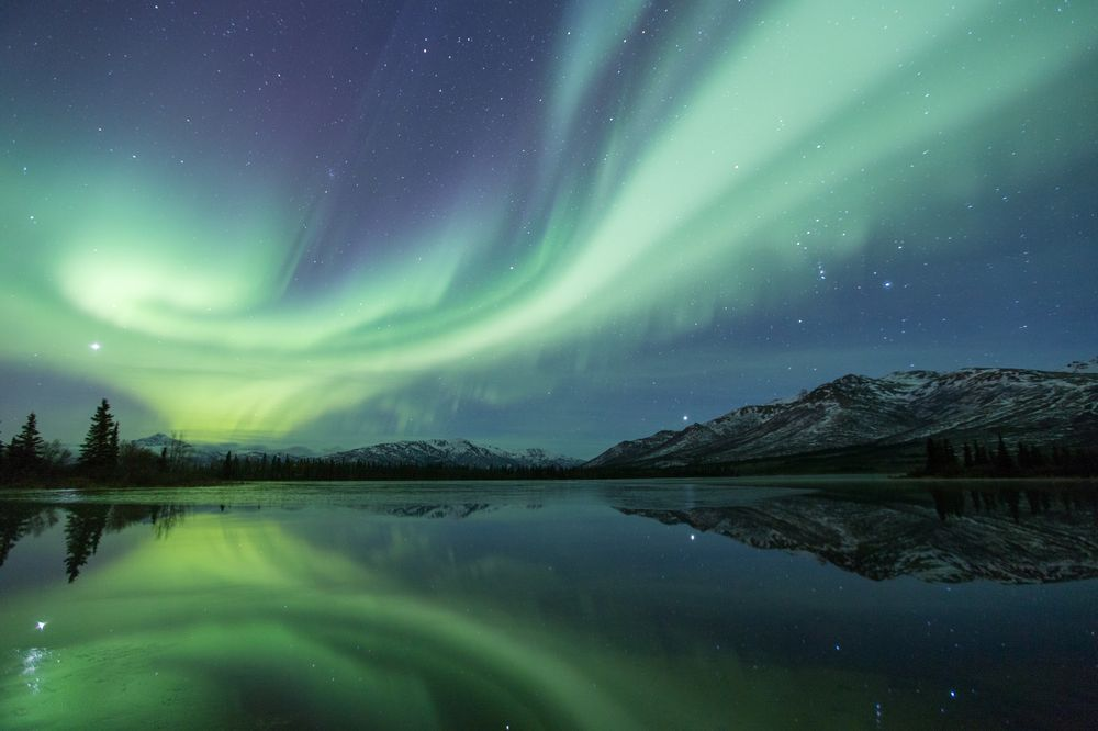 The Starry Night in Real World Photo by Beckey Lee — National Geographic Your Shot
