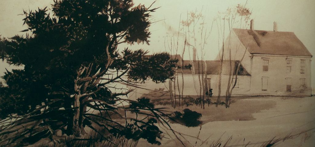 Olson house 1942