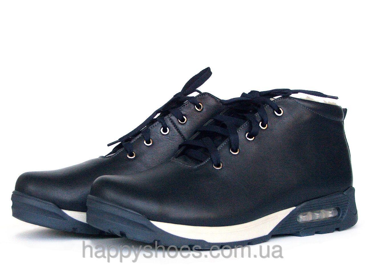 ef33300b Купить Кожаные ботинки мужские зимние в Запорожье от компании