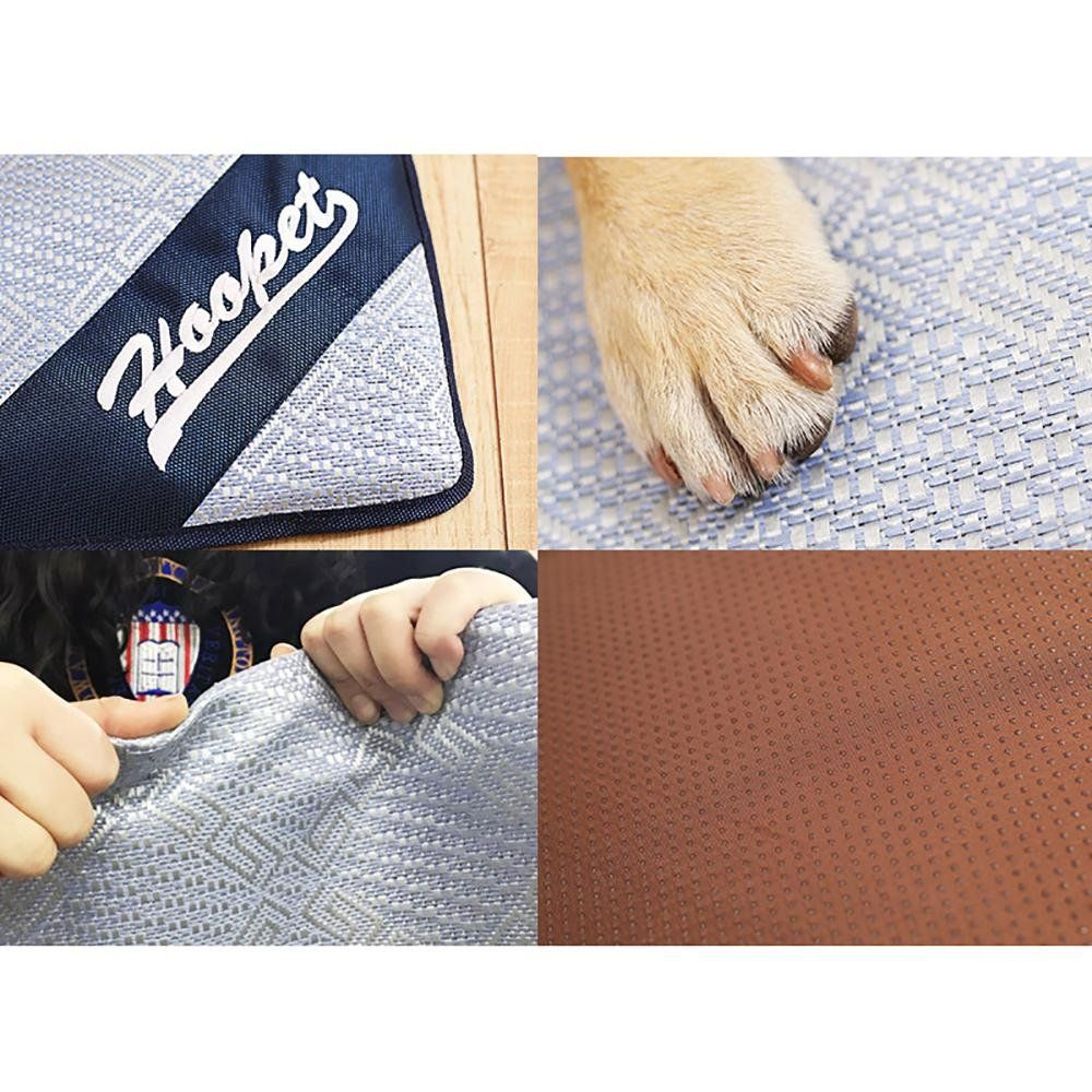 Aolvo Cooling Pad/Mat/Bed for Dogs and Cats Extra Large
