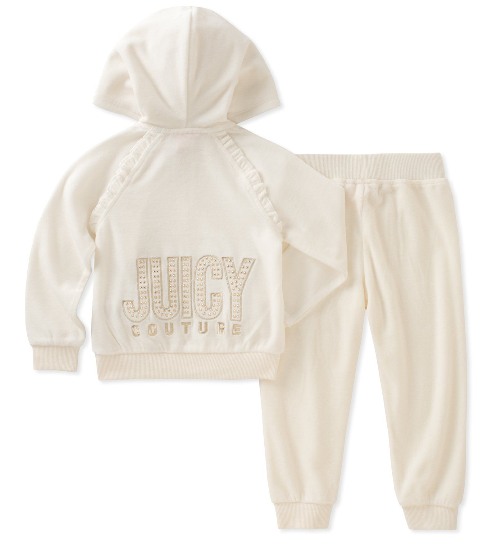 66d148cd2b73 Juicy Couture Infant 2-Piece Track Suit  baby  girl  tracksuit ...