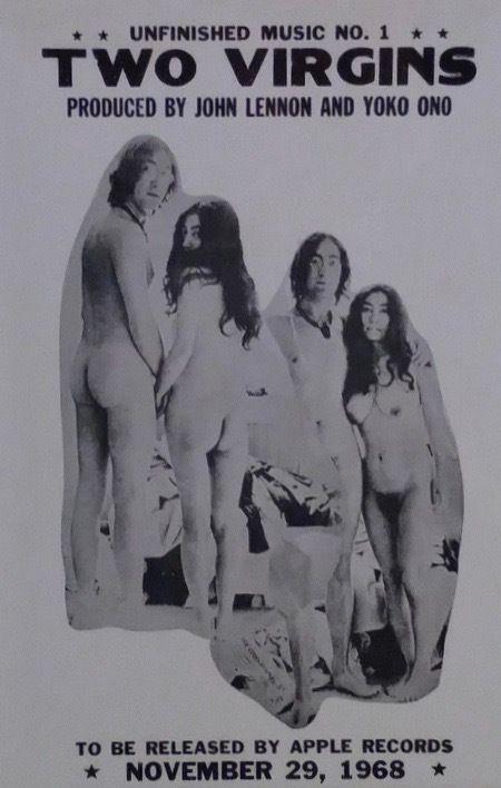Yoko ono's breasts tube