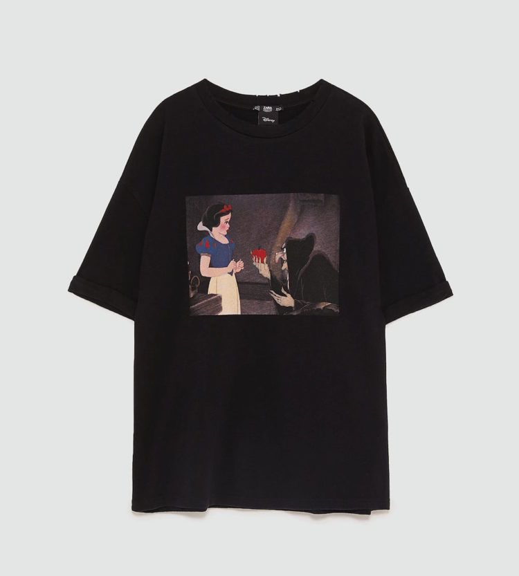 d98b8dca Snow White Is The Star Of The New Collection From Zara | Disney ...