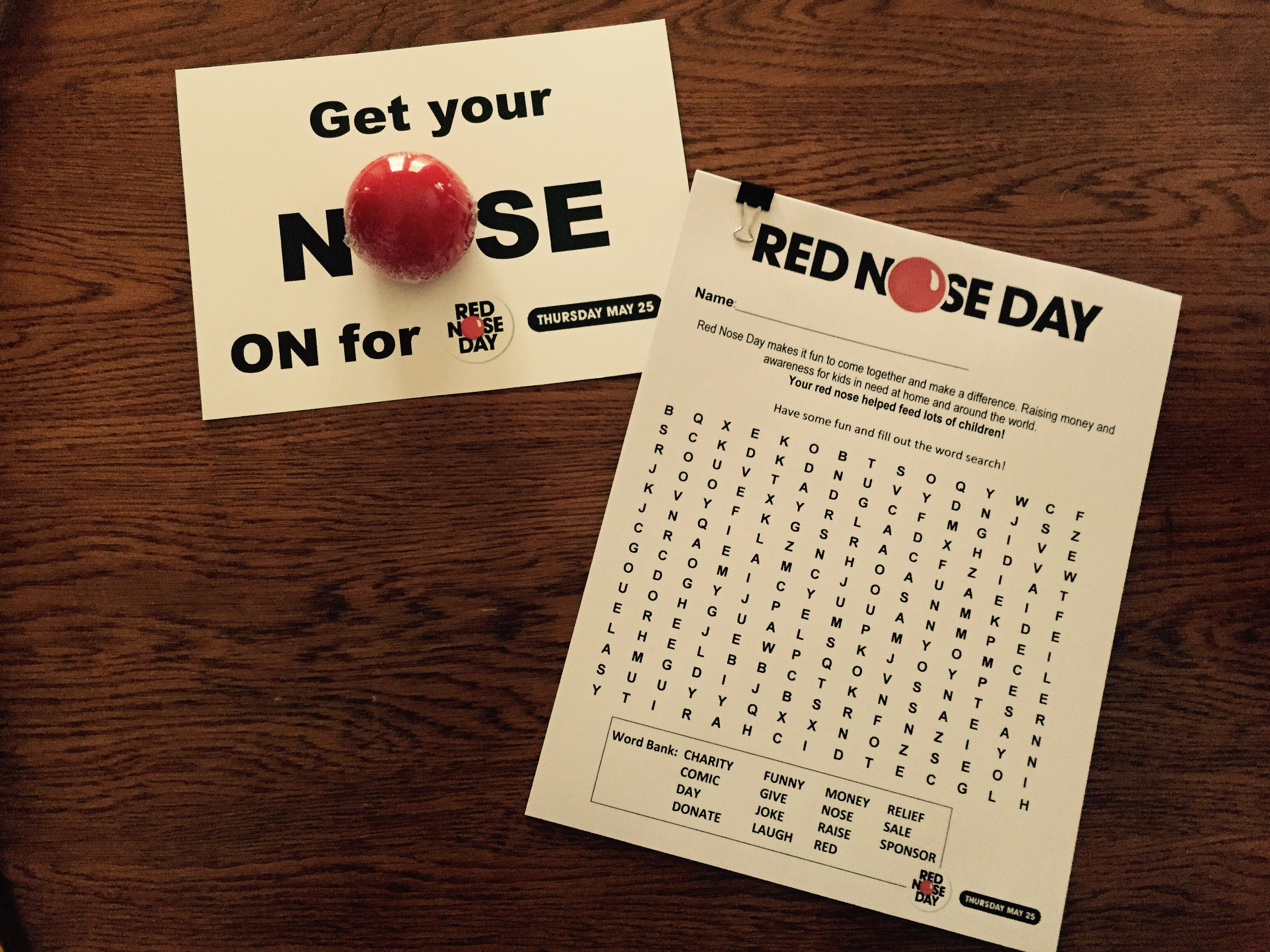 How Much Money From Red Nose Day Goes To Charity