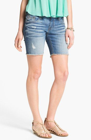 e5e4b04c48ba7 Vigoss Bermuda Shorts (Juniors) available at #Nordstrom | Modest ...