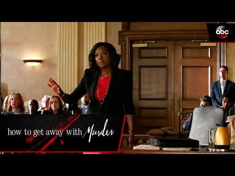 Annalise gets her client off how to get away with murder annalise gets her client off how to get away with murder youtube ccuart Choice Image