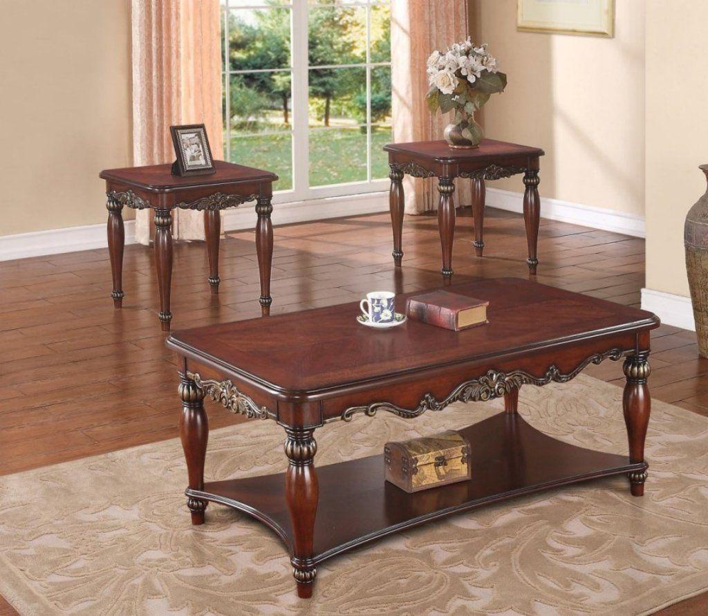 Cof702948 Traditional Coffee Table Set Coffee Table Traditional Coffee Table Sets Coffee Table Setting