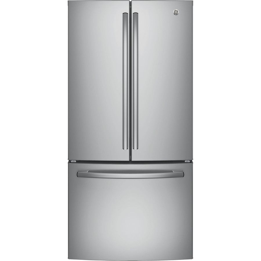 1298 At Home Depot Good Reviews 1439 Ge 24 8 Cu Ft French Door R French Door Refrigerator Counter Depth French Door Refrigerator Stainless Steel Refrigerator