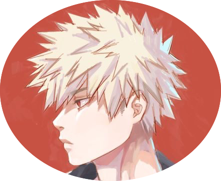 Bakugou Bnha Anime Eyes Anime Character Art