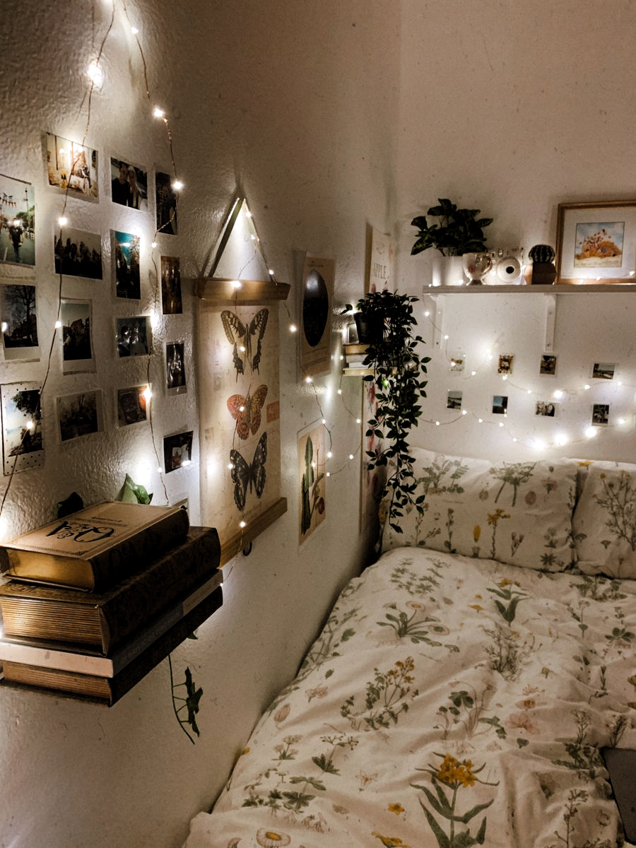 Created the cozy room of my dreams