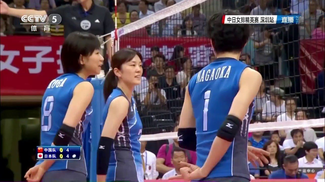 Hd Japan Vs China 27 Apr 2016 Volleyball Women S