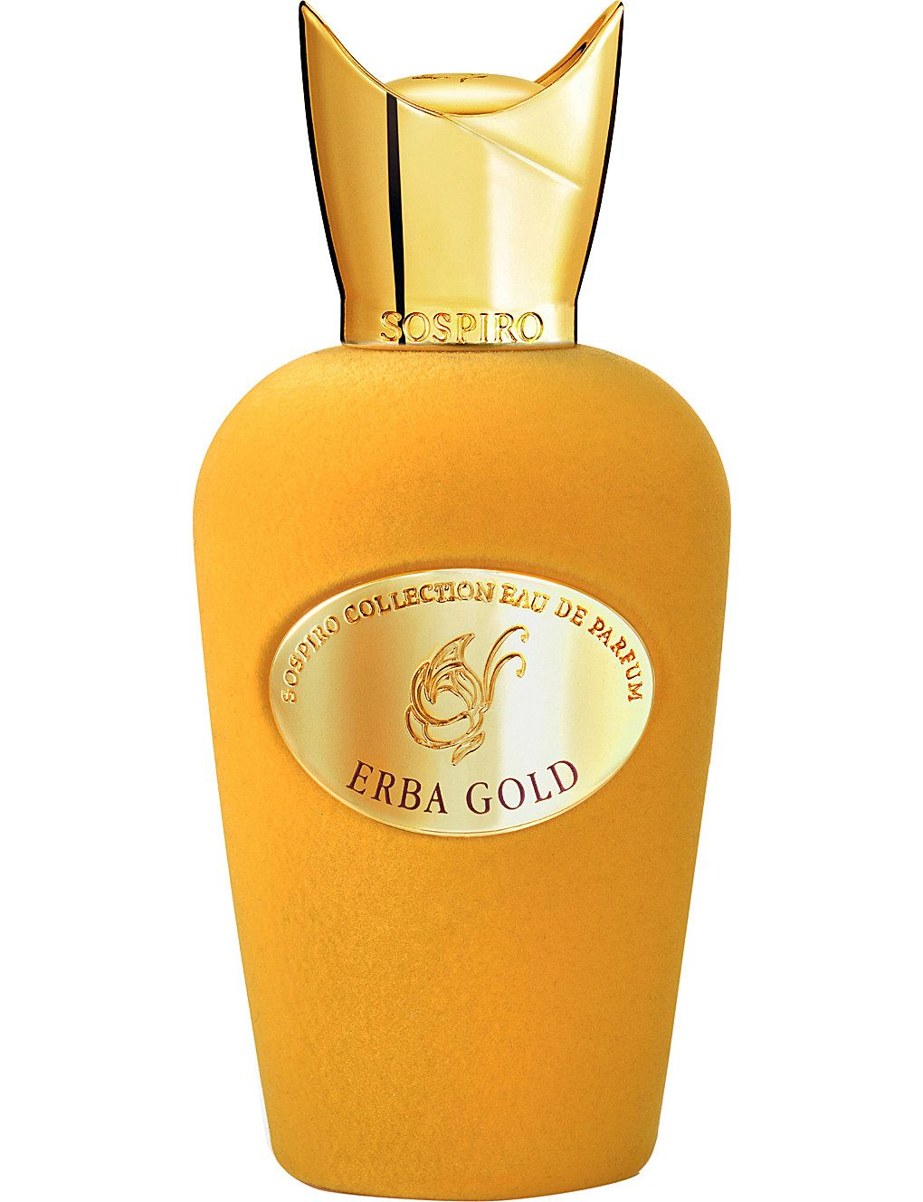 Sospiro Erba Gold Eau De Parfum 100ml Parfumes Perfume Bottles