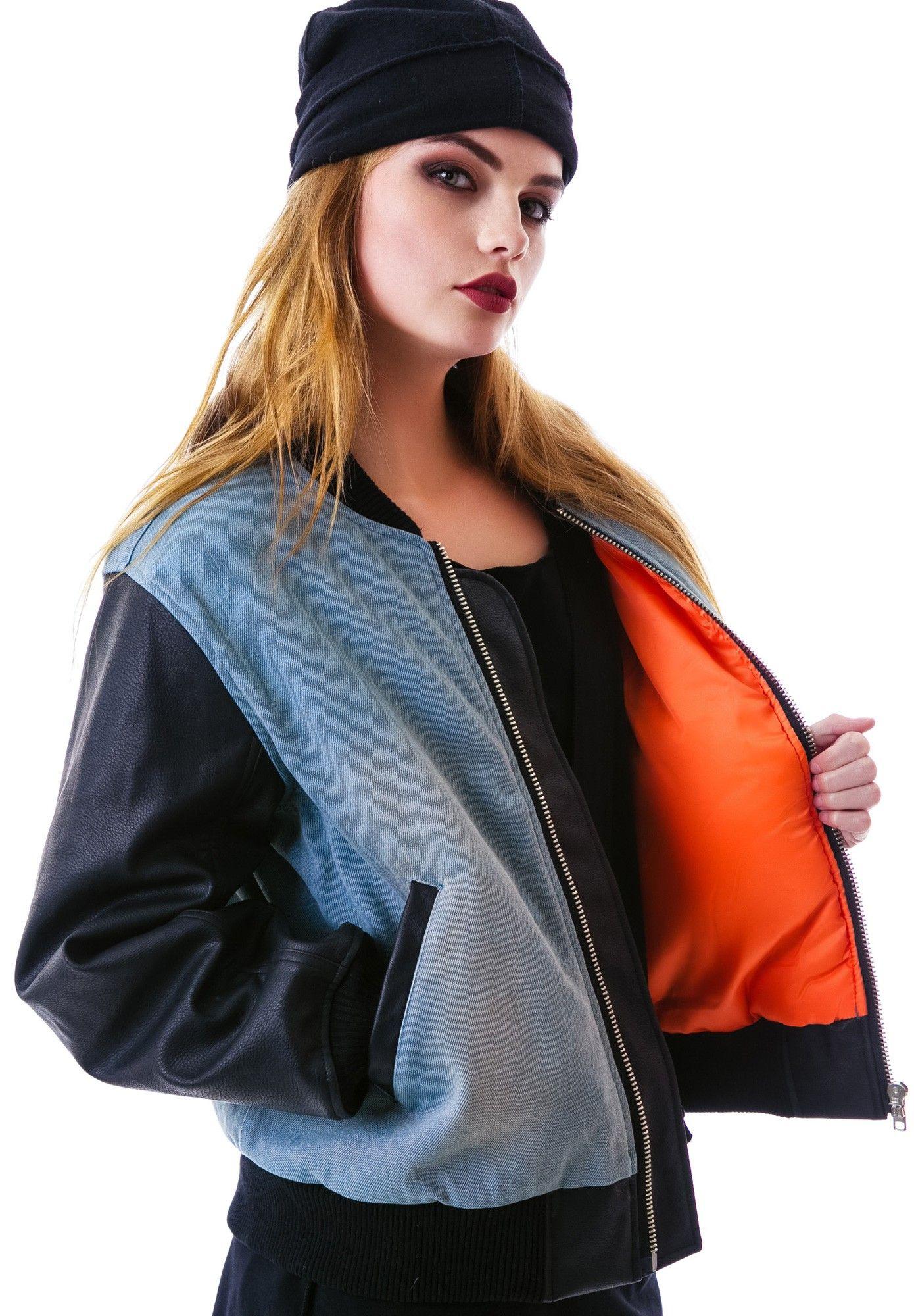 Lark Bomber Bomber jacket, Oversized jacket, Bomber