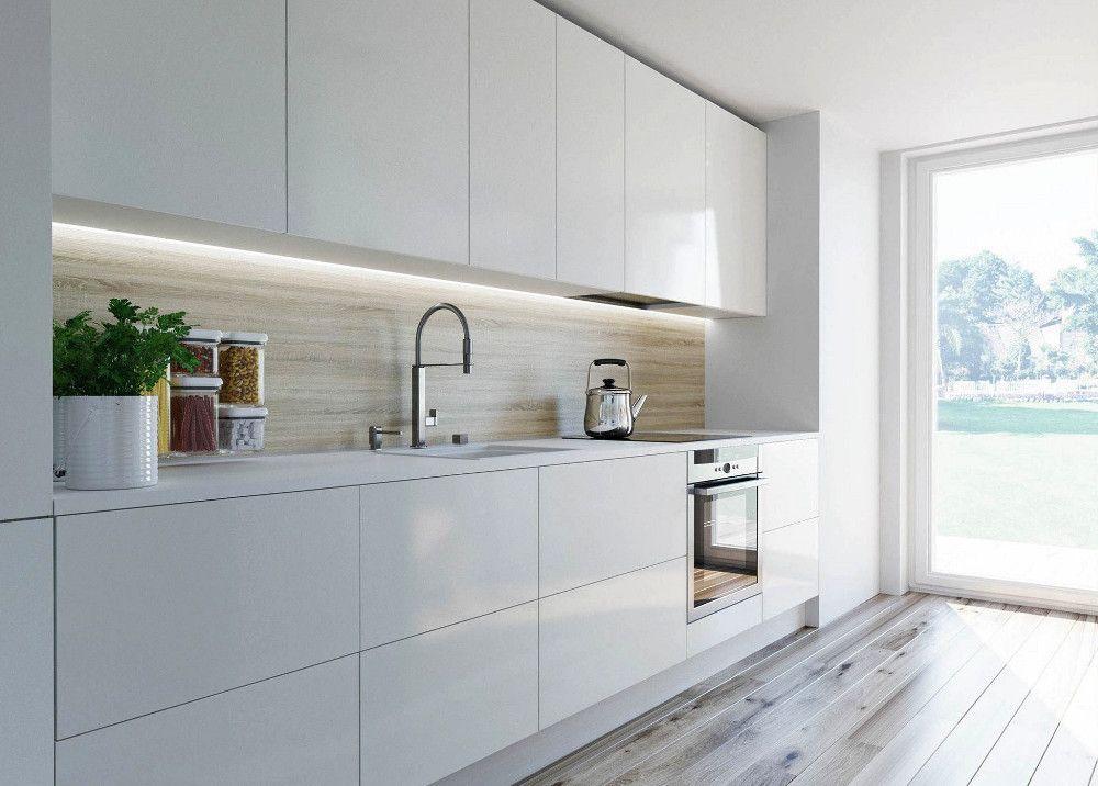 Ih Internity Home Przyjdz Zobacz Dotknij Zachwyc Sie White Modern Kitchen Kitchen Room Design Kitchen Cabinet Design