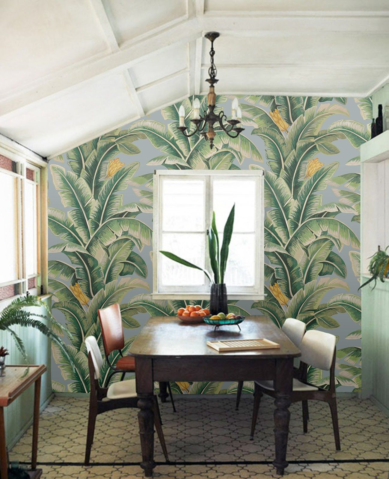 Bethany Linz Designer wallpaper, Interior styling, Home