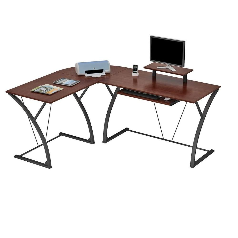 99 Z Line Corner Desk Rustic Home Office Furniture Check More At