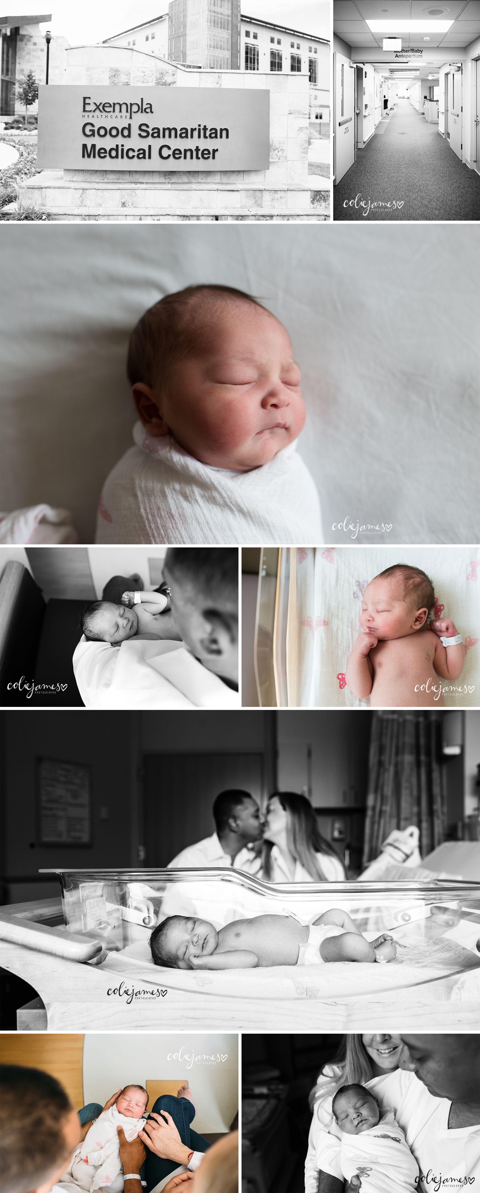 Lafayette Colorado Hospital Newborn Photography Fotos De