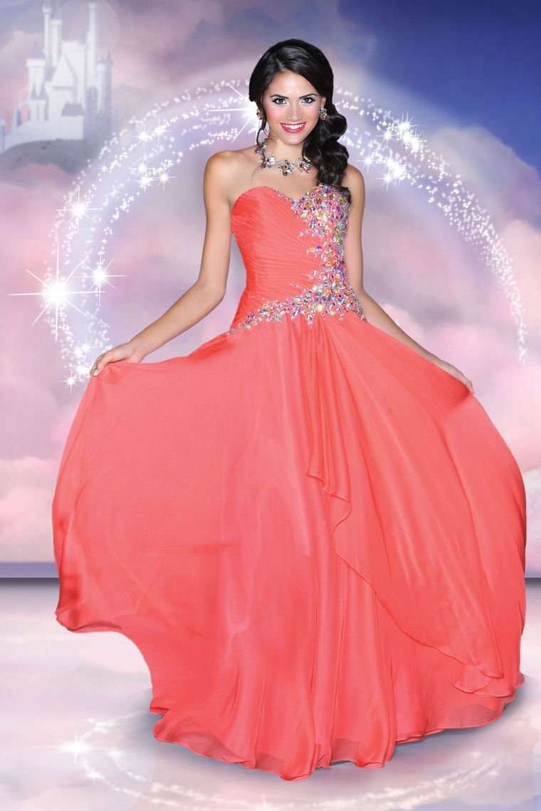 one shoulder fitted and pleated bodice rhinestone beaded prom