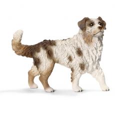Schleich Vrouwelijke Australische Herder honden Schleich alle merken speelgoed - Vivolanda