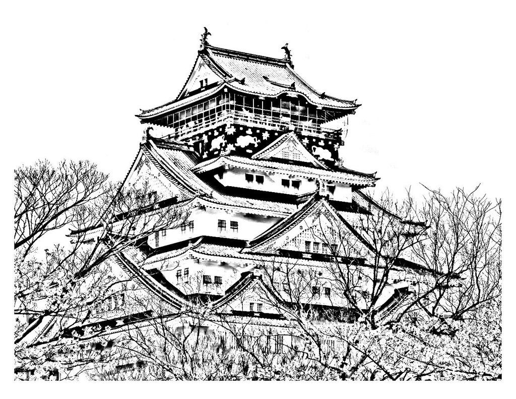 Free printable japanese coloring pages for adults - 50 Printable Adult Coloring Pages That Will Make You Feel Like A Kid Again