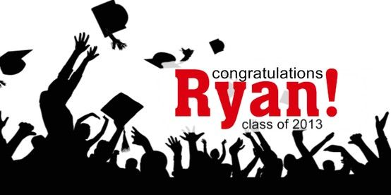 Vinyl Pinterest Banners College Graduation And School - Graduation banner template